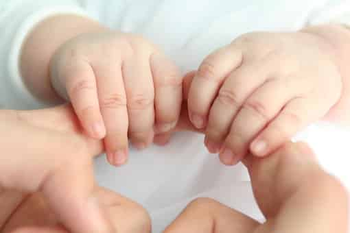 Massage du bébé
