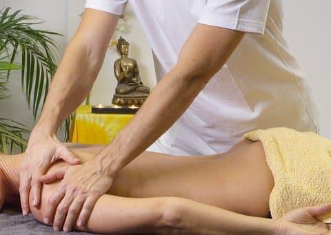 Massage dos Janique Cecchet Douvaine