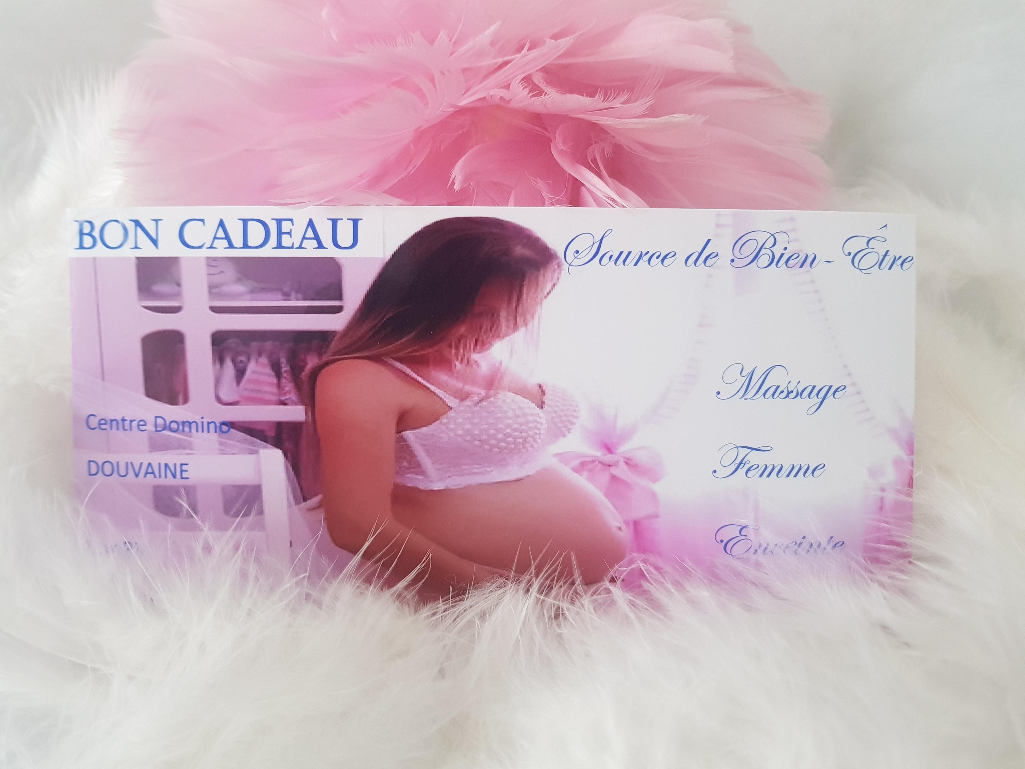Massage de la femme enceinte Douvaine