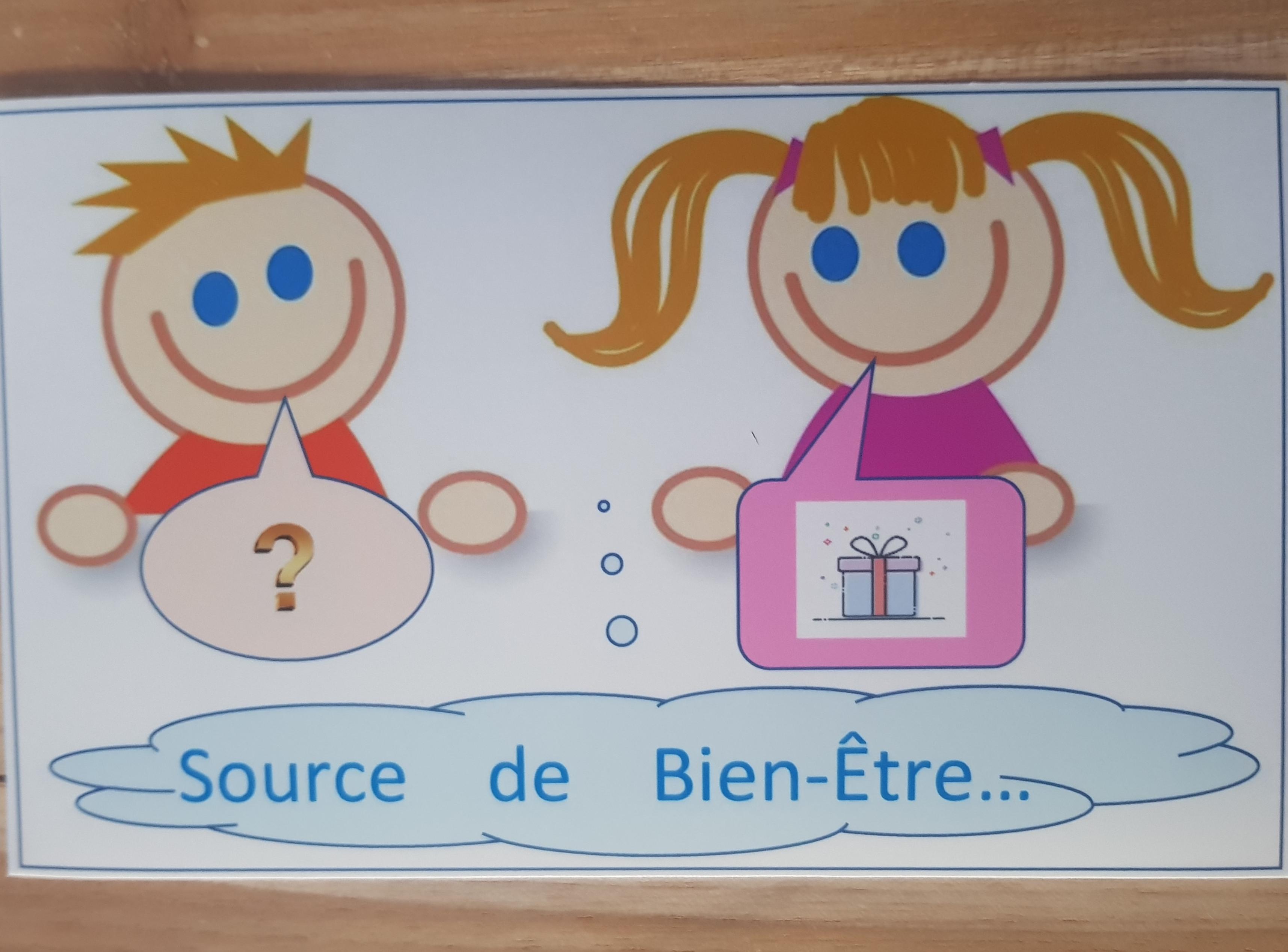 Le massage pour les enfants Douvaine